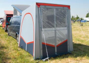 Namiot przedsionek do samochodu Tuffi