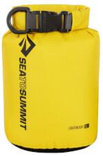 Wodoszczelny worek Lightweight Dry Sack żółty 1l Sea To Summit