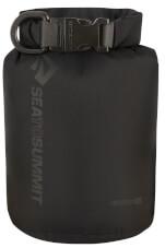 Wodoszczelny worek Lightweight Dry Sack czarny 1l Sea To Summit