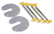 Zestaw podkładek i szpilek do markizy Kit Awning Plate Fiamma