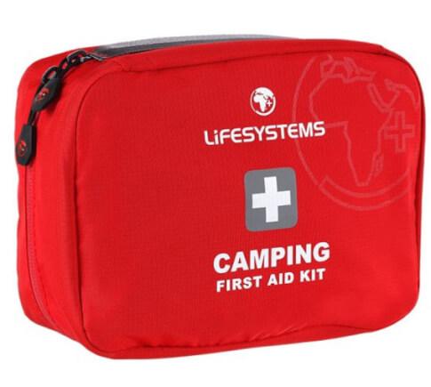 Apteczka turystyczna Camping First Aid Kit Lifesystems 40 części