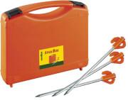 Zestaw 20 stalowych szpilek Stick Box Brunner