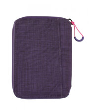 Portfel RFID Mini Travel Wallet Purple Lifeventure