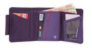 Portfel na karty kredytowe RFID Wallet Purple Lifeventure
