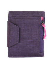 Portfel turystyczny RFID Wallet Purple Lifeventure