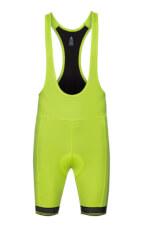 Szybkoschnące spodenki rowerowe Odlo Tights short suspenders Fujin C/O zielone męskie