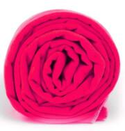 Antybakteryjny ręcznik szybkoschnący XL różowy Dr Bacty