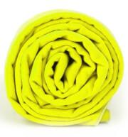 Antybakteryjny ręcznik szybkoschnący XL żółty Dr Bacty