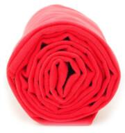 Antybakteryjny ręcznik szybkoschnący XL czerwony Dr Bacty
