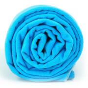 Antybakteryjny ręcznik szybkoschnący XL niebieski Dr Bacty