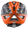 Uniwersalny kask rowerowy Panoma 2.0 Black Orange czarno pomarańczowy Alpina