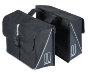 Podwójna torba rowerowa Forte 35L Basil