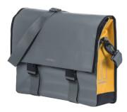 Miejska torba z mocowaniem do roweru Urban Load Torba Messenger Bag 17L szaro złota Basil