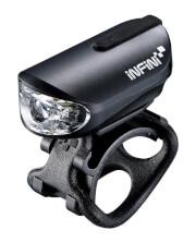 Wodoodporna lampa rowerowa Przednia Olley Black USB Infini