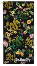 Antybakteryjny ręcznik szybkoschnący XL Dragon Dr Bacty