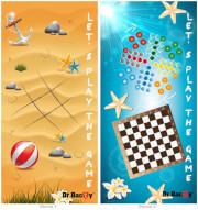 Antybakteryjny ręcznik szybkoschnący XL GAMES4PLAY Dr Bacty