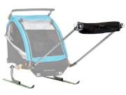 Zestaw narciarski do wózków rowerowych Ski Kit Burley