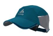 Lekka czapka z daszkiem Odlo Cap Fast & Light C/O niebieska
