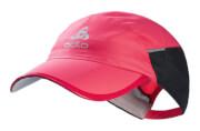 Lekka czapka z daszkiem Odlo Cap Fast & Light C/O różowa