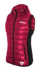Ocieplana kamizelka damska Primaloft Becky vest różowa Viking