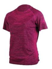 Termoaktywna bezszwowa koszulka damska Emma Top różowa Viking