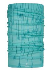 Chusta wielofunkcyjna Zajo unitube Aruba Blue Darts