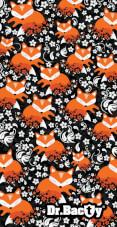 Antybakteryjny ręcznik szybkoschnący XL Liski Dr Bacty