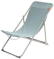 Rozkładane krzesło kempingowe Reef Aqua Blue Easy Camp