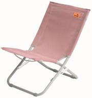 Krzesło leżak plażowy Easy Camp Wave Coral Red