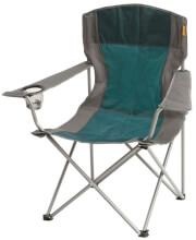 Turystyczne krzesło składane Arm Chair Petrol Blue miętowe Easy Camp