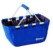 Kempingowy kosz piknikowy Folding Basket niebieski Outwell