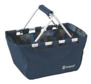 Kempingowy kosz piknikowy Folding Basket granatowy Outwell