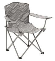 Składane krzesło turystyczne Woodland Hills Grey Outwell