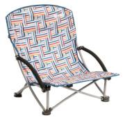 Turystyczne krzesło składane leżak Azul Summer Outwell