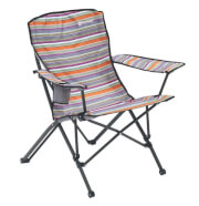 Turystyczne krzesło składane leżak Rosario Summer Outwell