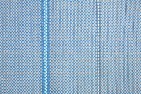 Kempingowa wykładzina podłogowa Briolite 600 x 250 cm niebieska Brunner