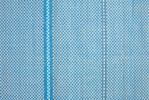 Kempingowa wykładzina podłogowa Briolite 700 x 250 cm niebieska Brunner