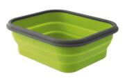 Kempingowy składany pojemnik na żywność Provision Box M zielony EuroTrail