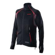 Bluza sportowa na stójce Motion Viking czarna