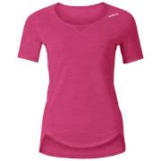 Koszulka termoaktywna Revolution Light Odlo różowa