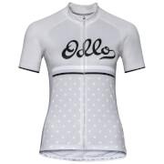 Koszulka techniczna Stand Up Element Print Odlo biała