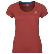 Koszulka techniczna Top Active F-Dry Light Odlo czerwona