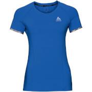 Koszulka techniczna Zeroweight Ceramicool Odlo niebieska