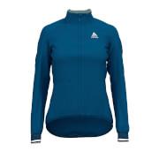 Wodoodporna kurtka techniczna Jacket Tyfoon Odlo niebieska