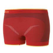 Majtki damskie Panty Evolution Light Greentec Odlo czerwone