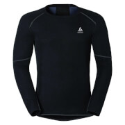 Koszulka techniczna Active X - Warm Odlo czarna
