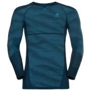 Bluzka termoaktywna Suw Top Performance Blackcomb niebieska