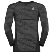 Bluzka termoaktywna Suw Top Performance Blackcomb czarna