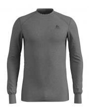 Ciepła bluzka techniczna Shirt Active Originals Warm Odlo szara