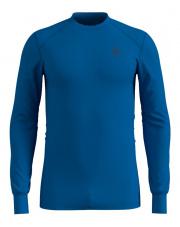 Ciepła bluzka techniczna Shirt Active Originals Warm Directoire Blue Odlo